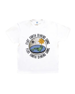 Flat Earth Dinero Gang Shirt